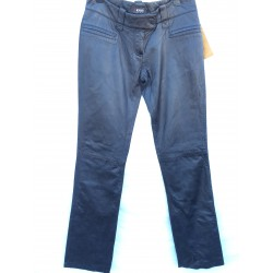 Pantalon cuir Morgan T38/40
