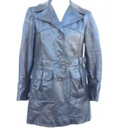 manteau cuir DRS Dreamers